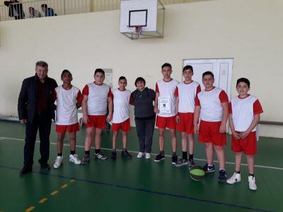 Трети в Областния турнир по Баскетбол - момчета 5-7 клас. - Изображение 2