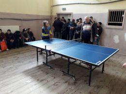 Състезание по тенис на маса - ОУ Св.Св. Кирил и Методий - Секулово