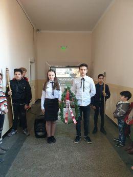 Честване на 146 години от обесването на Васил Левски - ОУ Св.Св. Кирил и Методий - Секулово